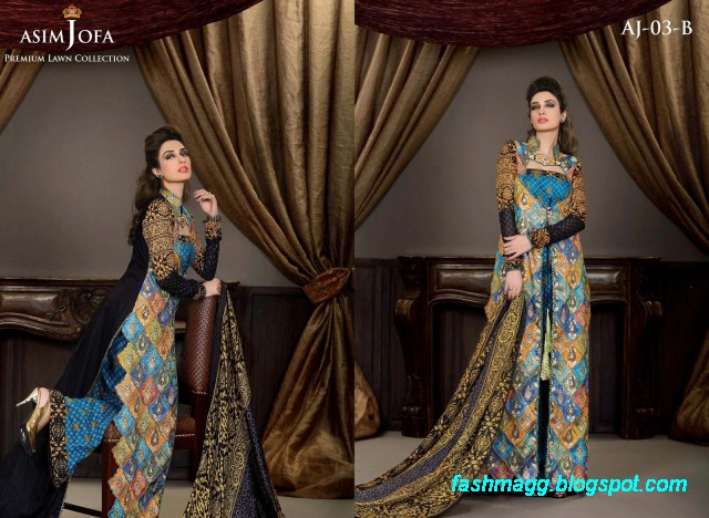 Asim-Jofa-Amazing-Printed-Premium-Lawn-Collection-2013-New-Fashionable-Clothes-Designs-14