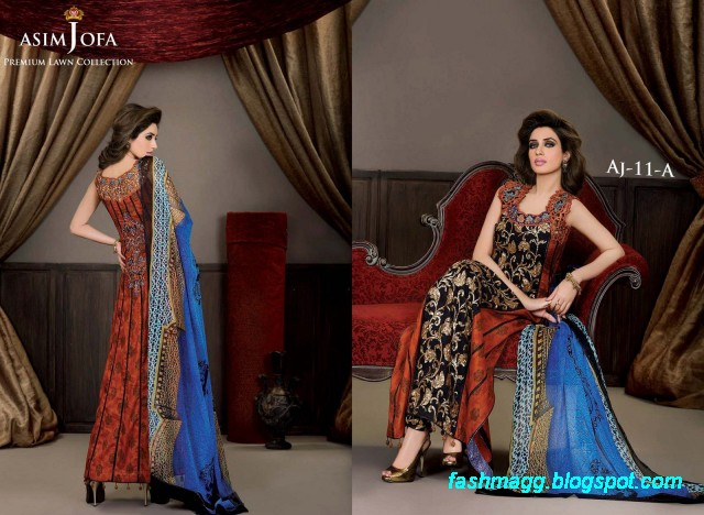 Asim-Jofa-Amazing-Printed-Premium-Lawn-Collection-2013-New-Fashionable-Clothes-Designs-17