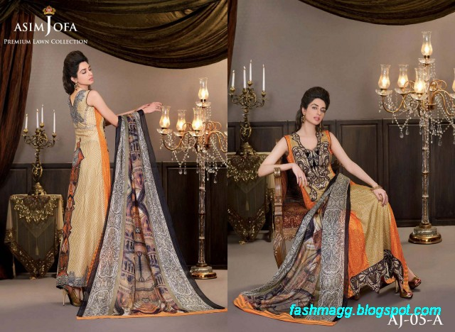 Asim-Jofa-Amazing-Printed-Premium-Lawn-Collection-2013-New-Fashionable-Clothes-Designs-4