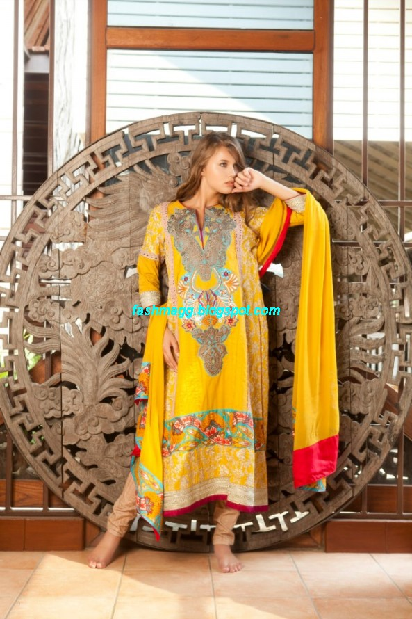 Firdous-Lawn-Summer-Springs-Carnival-Collection-2013-new-Latest-Fashion-Lawn-Prints-Dress-1