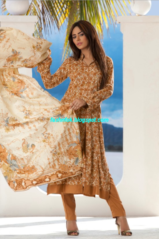 Firdous Springs Summer Lawn Collection 2013-Firdous ZTM Chilman Regular Fashionable Lawn Prints3