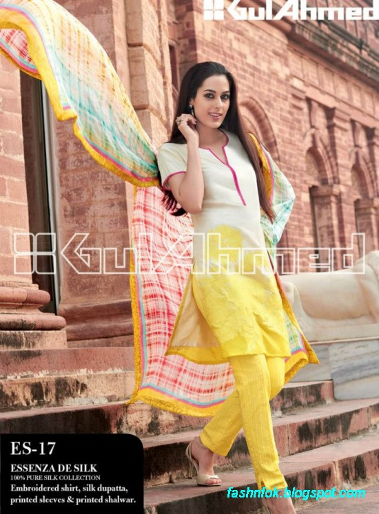 Gul-Ahmed-Lawn-Summer-Spring-New-Fashion-Dress-Designs-Collection-2013-4