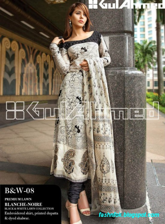 Gul-Ahmed-Lawn-Summer-Spring-New-Fashion-Dress-Designs-Collection-2013-6