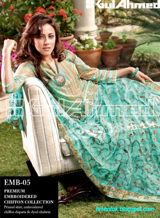 Gul-Ahmed-Lawn-Summer-Spring-New-Fashion-Dress-Designs-Collection-2013-9