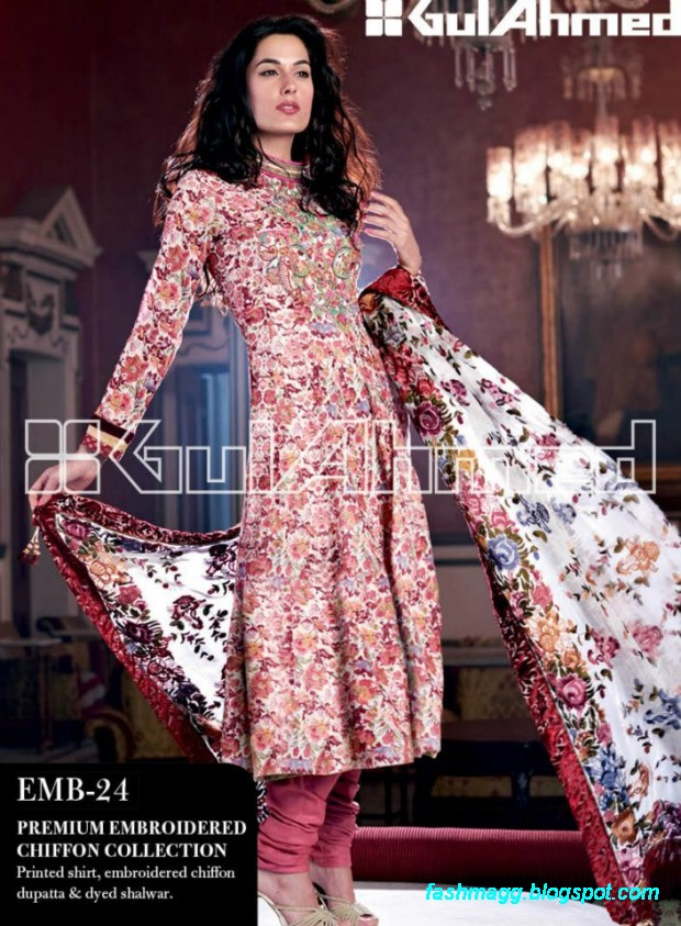 Gul-Ahmed-Lawn-Summer-Spring-New-Fashionable-Dress-Designs-Collection-2013-11