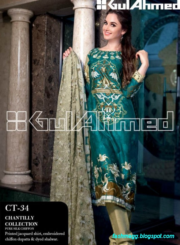 Gul-Ahmed-Lawn-Summer-Spring-New-Fashionable-Dress-Designs-Collection-2013-2