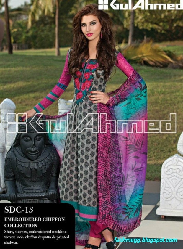 Gul-Ahmed-Lawn-Summer-Spring-New-Fashionable-Dress-Designs-Collection-2013-6