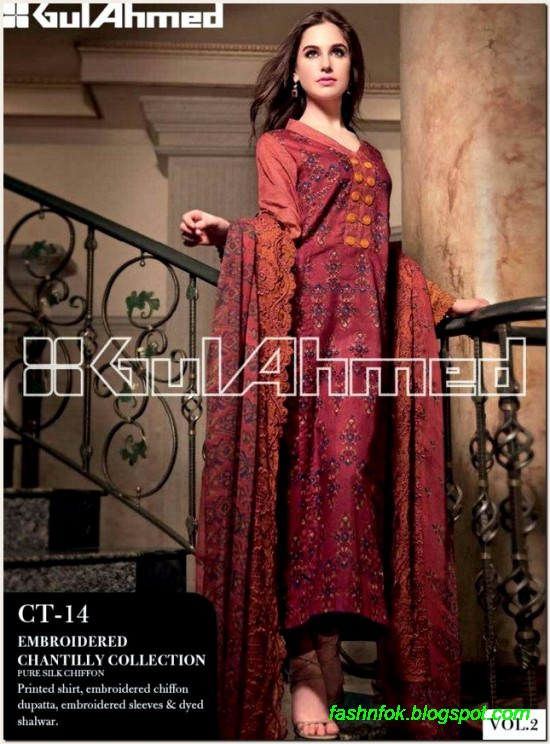 Gul-Ahmed-Lawn-Vol-2-Spring-Summer-New-Fashionabe-Clothes-Dress-Designs-Collection-2013-12
