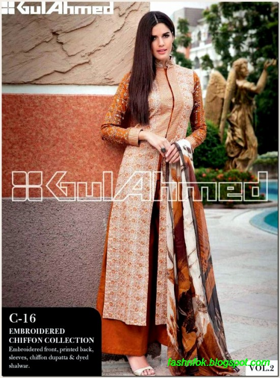 Gul-Ahmed-Lawn-Vol-2-Spring-Summer-New-Fashionabe-Clothes-Dress-Designs-Collection-2013-4