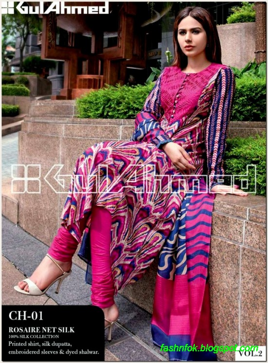 Gul-Ahmed-Lawn-Vol-2-Spring-Summer-New-Fashionabe-Clothes-Dress-Designs-Collection-2013-7