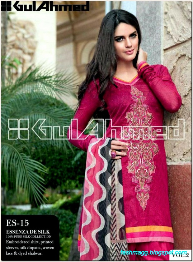 Gul-Ahmed-Lawn-Vol-2-Spring-Summer-New-Fashionabe-Dress-Designs-Collection-2013-1