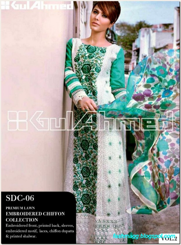 Gul-Ahmed-Lawn-Vol-2-Spring-Summer-New-Fashionabe-Dress-Designs-Collection-2013-11