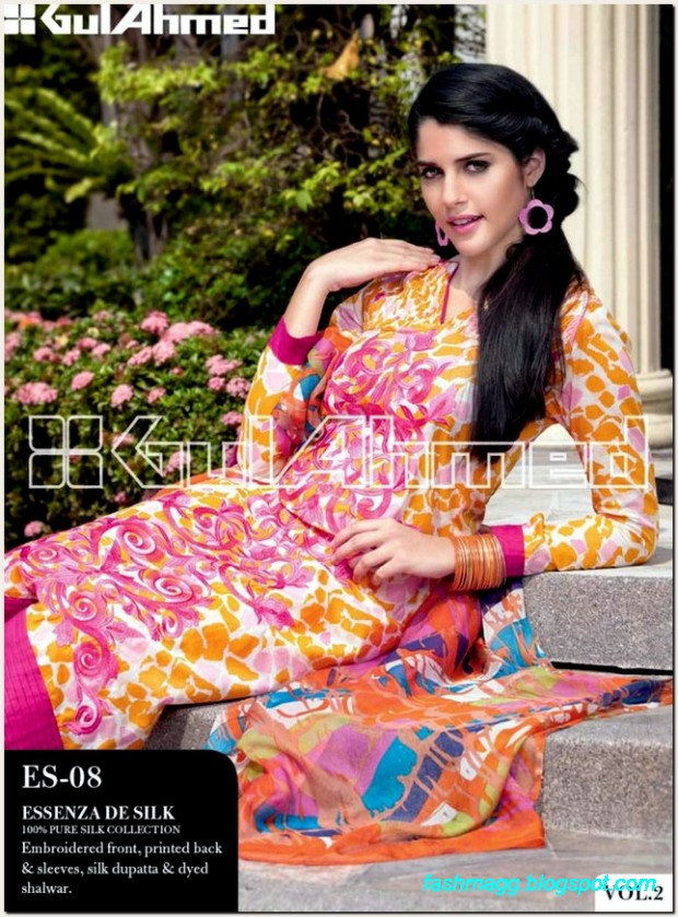 Gul-Ahmed-Lawn-Vol-2-Spring-Summer-New-Fashionabe-Dress-Designs-Collection-2013-6