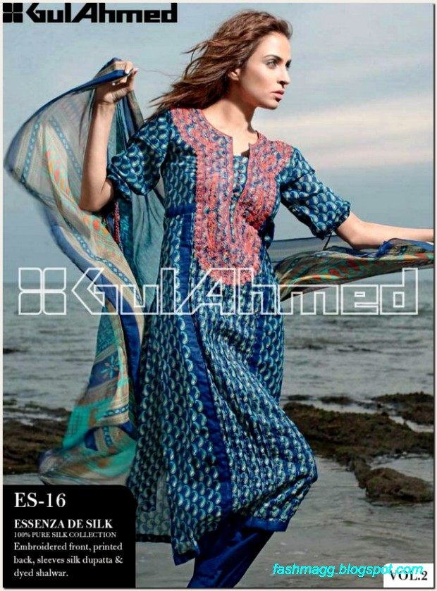 Gul-Ahmed-Lawn-Vol-2-Spring-Summer-New-Fashionabe-Dress-Designs-Collection-2013-7