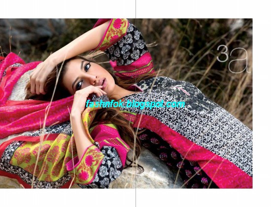 Sana-Safinaz-Lawn-Spring-Summer-Collection-2013-New-Fashinable-Clothes-Dress-Designs-1