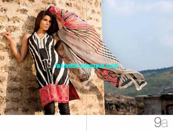 Sana-Safinaz-Lawn-Spring-Summer-Collection-2013-New-Fashinable-Clothes-Dress-Designs-4