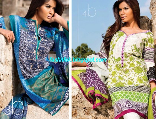 Sana-Safinaz-Lawn-Spring-Summer-Collection-2013-New-Fashinable-Clothes-Dress-Designs-6