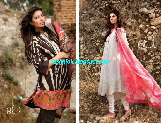 Sana-Safinaz-Lawn-Spring-Summer-Collection-2013-New-Fashinable-Clothes-Dress-Designs-8