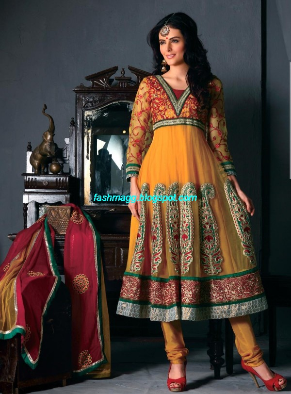 Fashion Amp Style Anarkali Traditional Embroidered Fancy