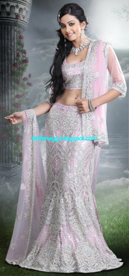 Indian-Beautiful-Bridal-Lehenga-Choli-Dress-for-Brides-Wear-New-Fashionable-Dress-Design-2013-9