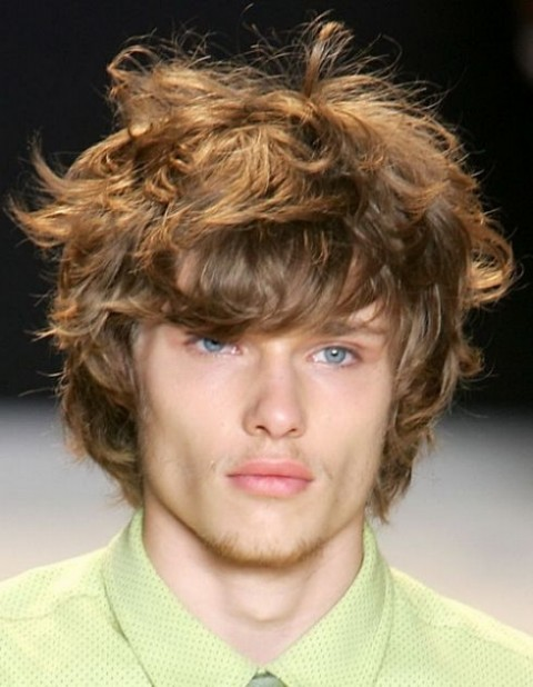 Latest-Trendy-Teenager-Messy-Boys-Long-Short-Hairstyles-Fashion-2013-9