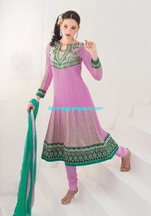 Anarkali-Fancy-Bridal-Wear-Frocks-Anarkali- Embroidered-Wedding-Frock-New-Fashionable-Dress-5