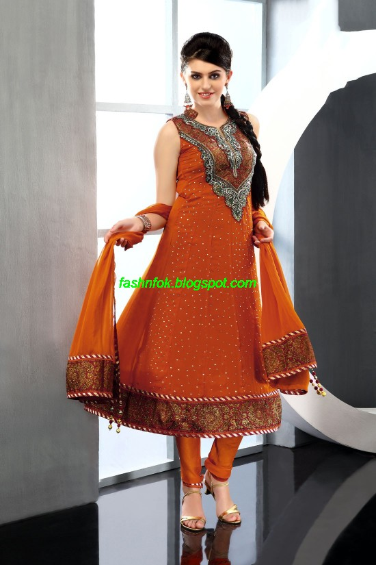 Indian-Anarkali-Umbrella-Frocks-2013-Anarkali-Churidar-Salwar-Kameez-New-Fashionable-Clothes-1