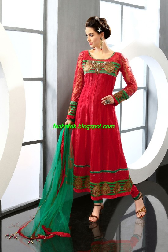 Indian-Anarkali-Umbrella-Frocks-2013-Anarkali-Churidar-Salwar-Kameez-New-Fashionable-Clothes-3