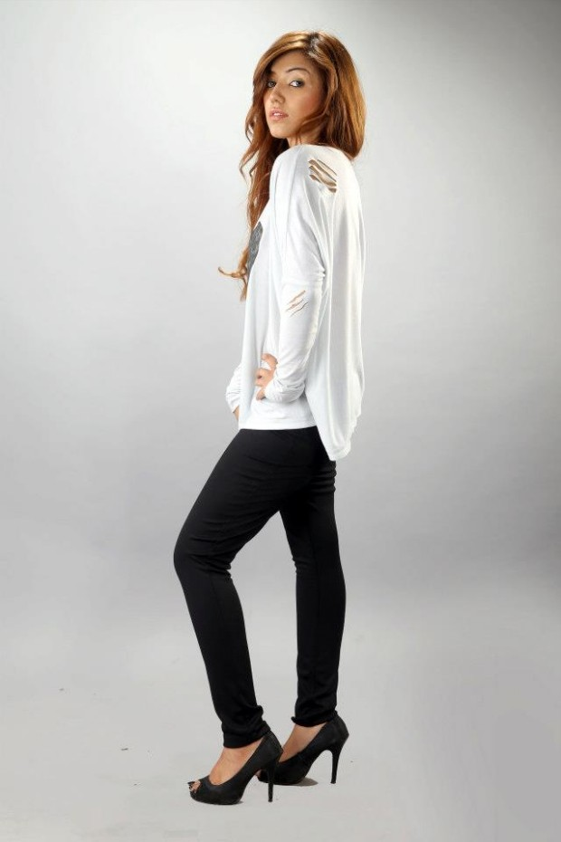 Rumor-Tops-and-T-Shirts-with-Tights-Jeans-Summer-Outfits-Collection-2013-For-Girls-8