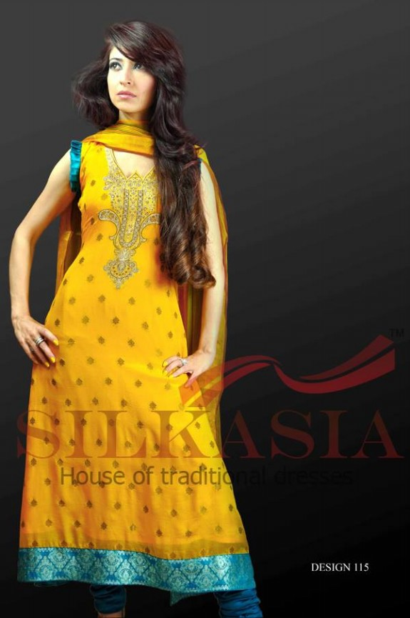Silkasia-Indian-Pakistani-Bridal-Wedding-Casual-Formal-Dresses-2013-For-Girls-14