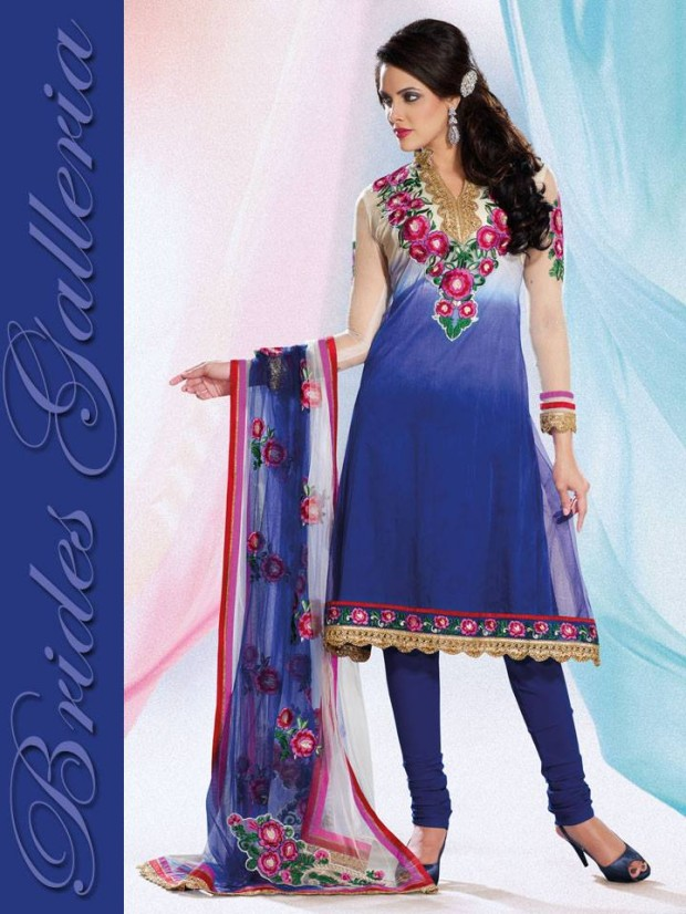 Brides Galleria Latest New Punjabi Suits Fashionable Collection for Girls-Womens Wear Dress1