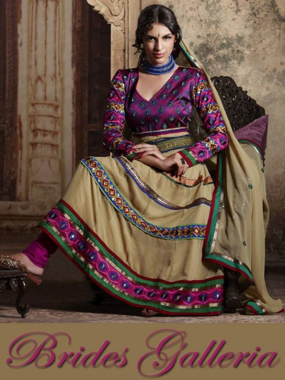 Brides Galleria Latest New Punjabi Suits Fashionable Collection for Girls-Womens Wear Dress11