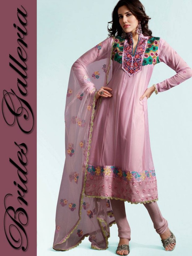 Brides Galleria Latest New Punjabi Suits Fashionable Collection for Girls-Womens Wear Dress3