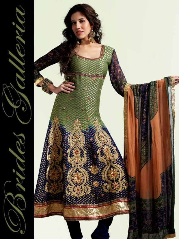 Brides Galleria Latest New Punjabi Suits Fashionable Collection for Girls-Womens Wear Dress6