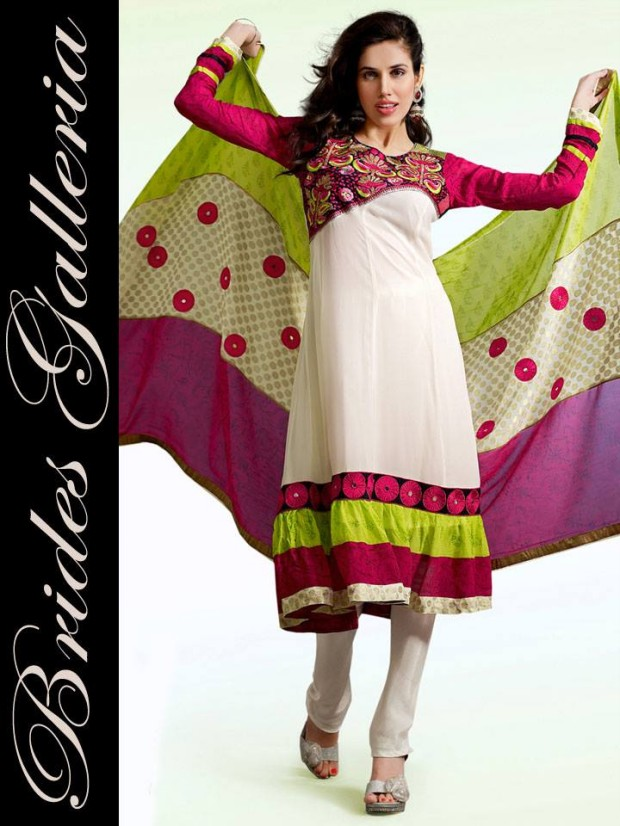 Brides Galleria Latest New Punjabi Suits Fashionable Collection for Girls-Womens Wear Dress7