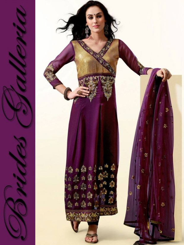 Brides Galleria Latest New Punjabi Suits Fashionable Collection for Girls-Womens Wear Dress8