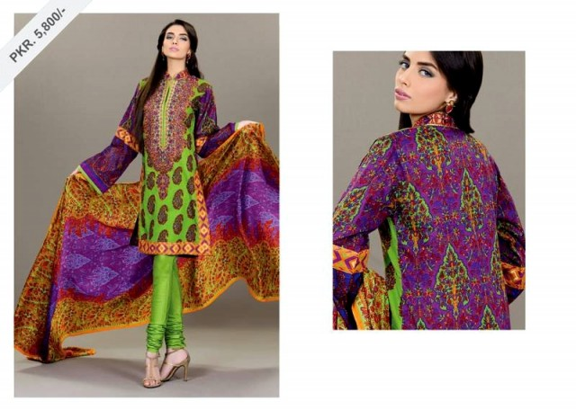 Alkaram-Girls-Women-Eid-Dress-Festival-Collection-2013-by-Umar-Sayeed-Fashionable-Clothes-5