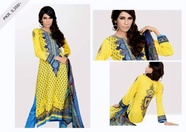 Alkaram-Girls-Women-Eid-Dress-Festival-Collection-2013-by-Umar-Sayeed-Fashionable-Clothes-