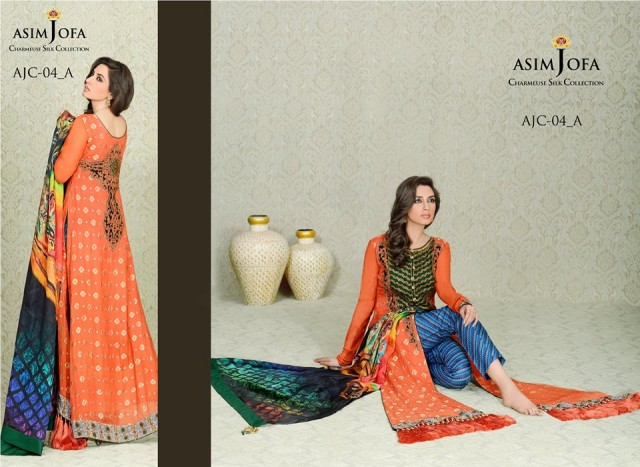 Asim-Jofa-Charmeuse-Beautiful-Silk-Eid-Fashionable-Dress-2013-For-Women-Girls-10