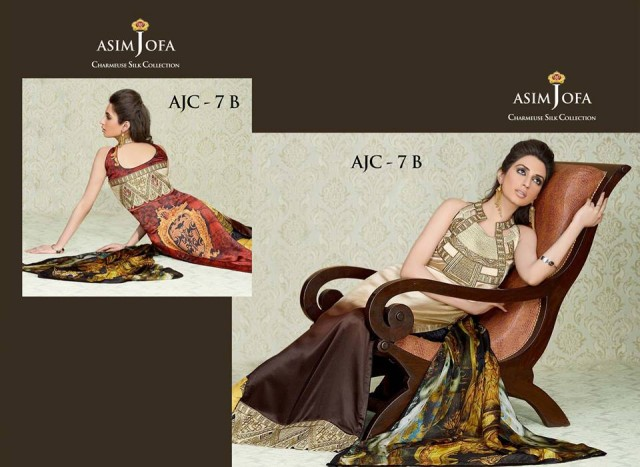 Asim-Jofa-Charmeuse-Beautiful-Silk-Eid-Fashionable-Dress-2013-For-Women-Girls-4