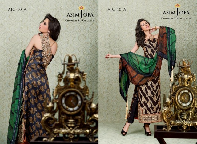 Asim-Jofa-Charmeuse-Beautiful-Silk-Eid-Fashionable-Dress-2013-For-Women-Girls-6