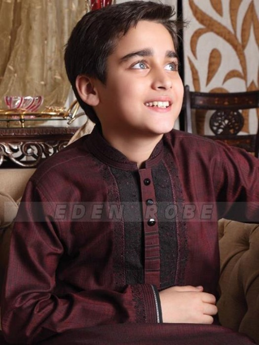 Boys-Kids-Trendy-Eid-ul-Fitr-Kurta-Kamiz-Collection-2013-by-Eden-Robe-8