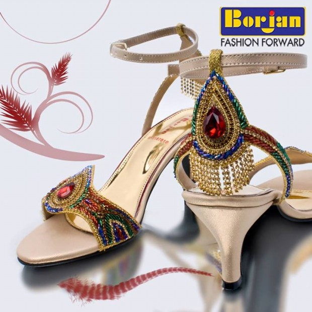 New-Latest-Fancy-Gils-Women-Footwear-Eid-Collection-2013-by-Borjan-Shoes-4