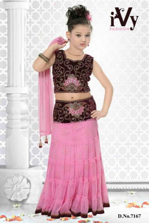 Trade-india-Summer-Anarkali-Beautiful-Cute-Eid-Dresses-2013-For-Kids-Childrens-6