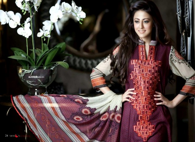 Womens-Girls-New-Summer-Eid-Suits-Collection-2013-by-Al-Zohaib-Textile-11