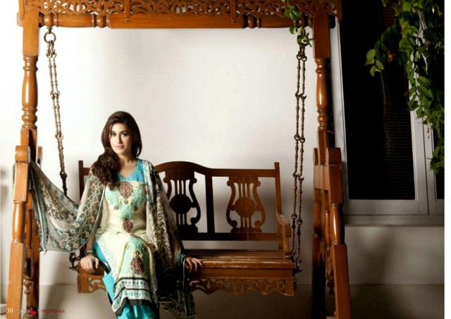 Womens-Girls-New-Summer-Eid-Suits-Collection-2013-by-Al-Zohaib-Textile-15