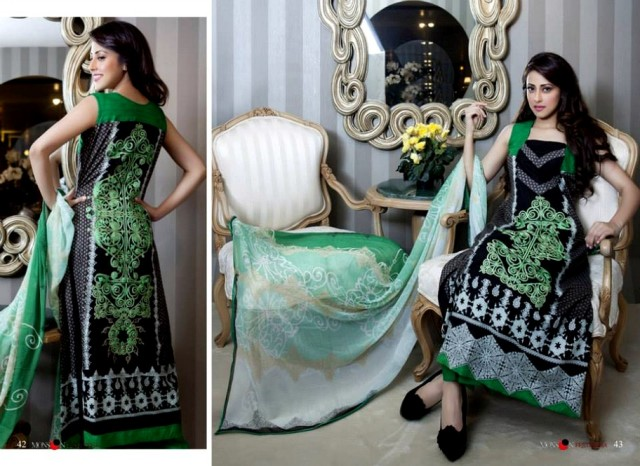 Womens-Girls-New-Summer-Eid-Suits-Collection-2013-by-Al-Zohaib-Textile-7