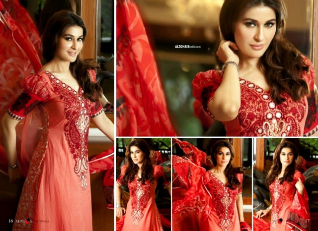 Womens-Girls-New-Summer-Eid-Suits-Collection-2013-by-Al-Zohaib-Textile-