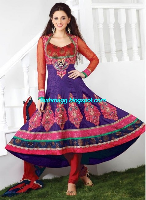 Anarkali-Bridal-Wedding-Dress-Collection 2013-Beautiful-Best-Anarkali-Clothes-Online-Stores-10