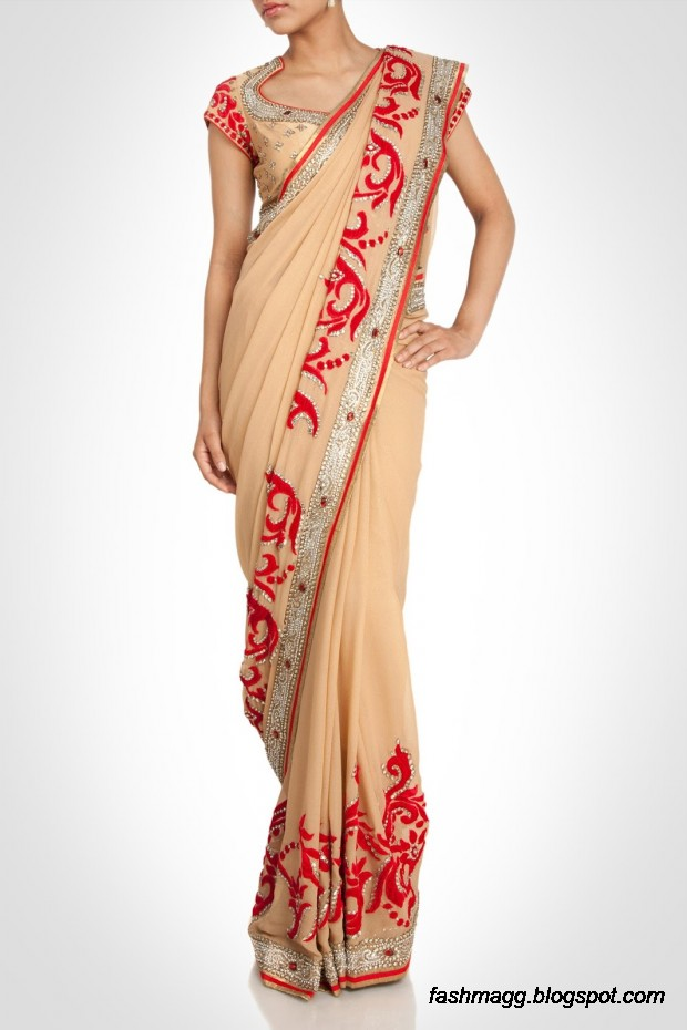 Beautiful-Elegent-New-Indian-Silk-Embroidered-Saree-Design-2013-for-Girls-1